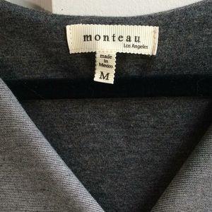 Monteau Dresses - Beautiful grey dress